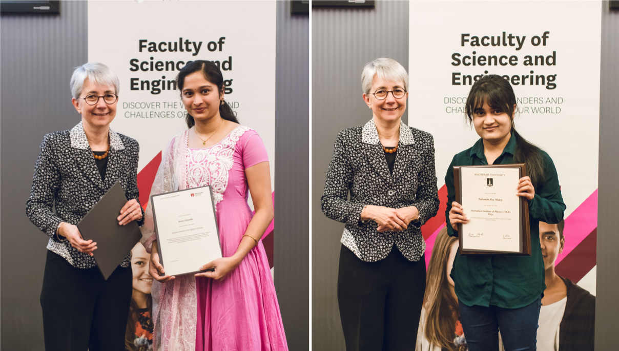 MQ Faculty of Science and Engineering Awards Ceremony