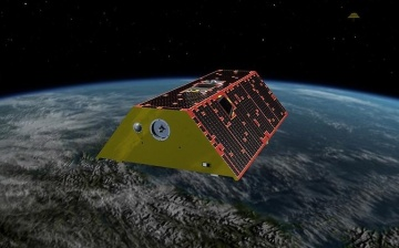 NASA satellites developed by ANU scientists launched into space